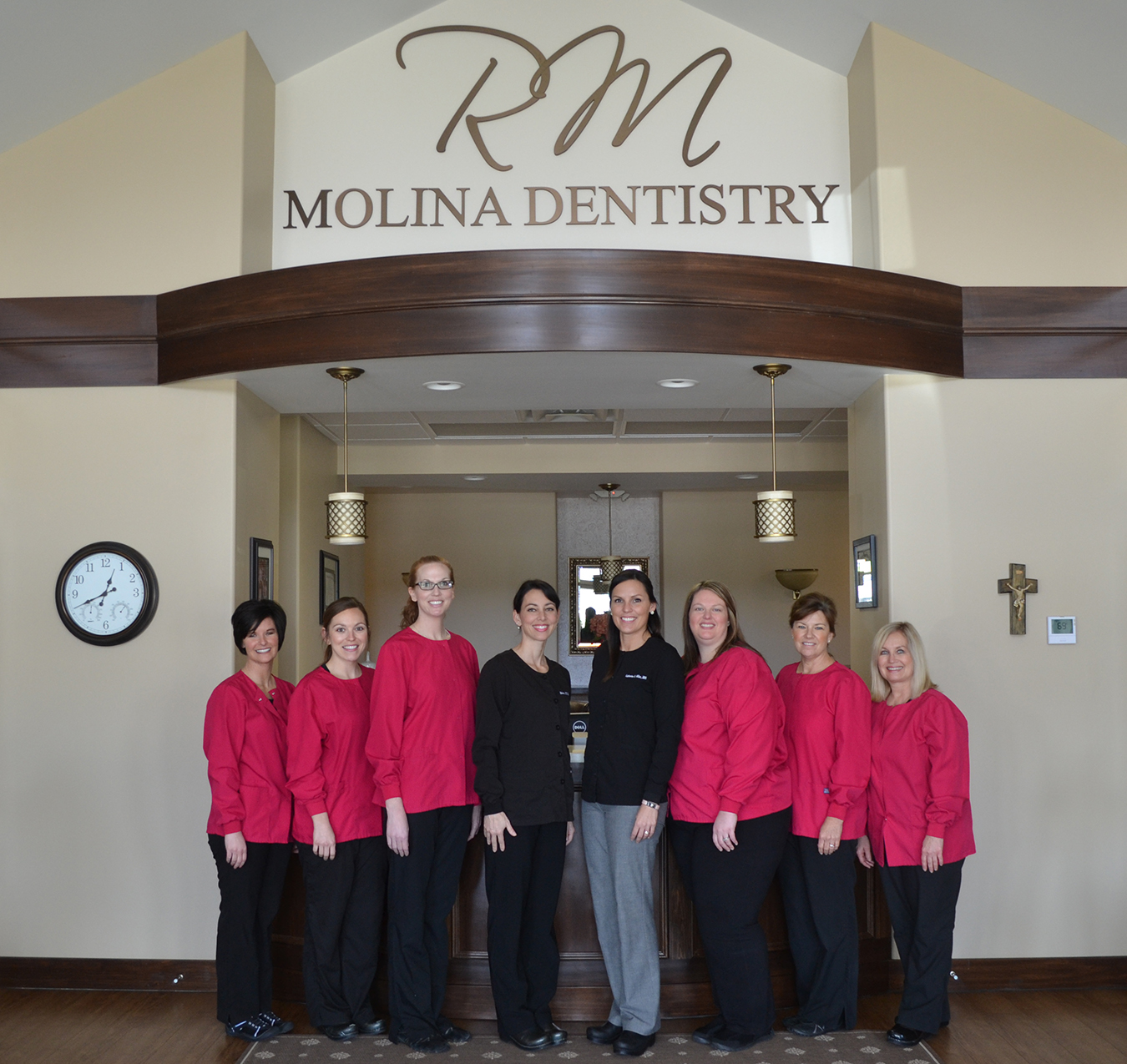 Molina Dentistry Team