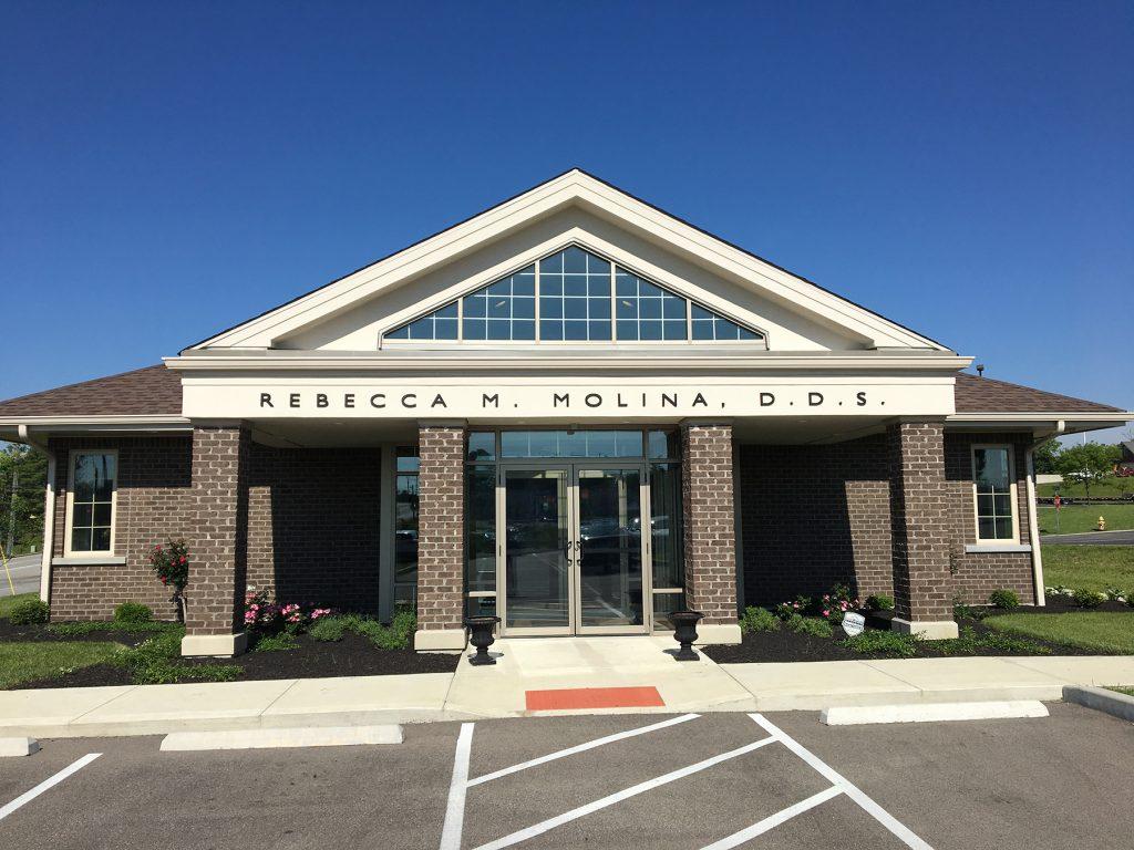Rebecca M Molina DDS Dental Building